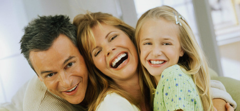 affirm children happy family