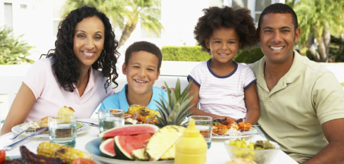 tips healthy habits families