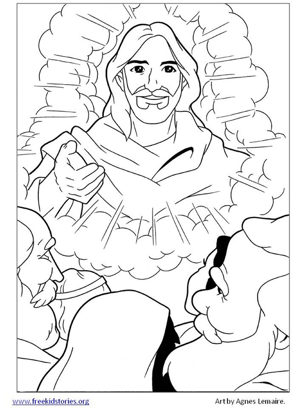 the beatitudes coloring pages - photo#34